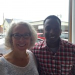 Spending the afternoon with Abdi from Somalia An honor spreadtheloveamerica