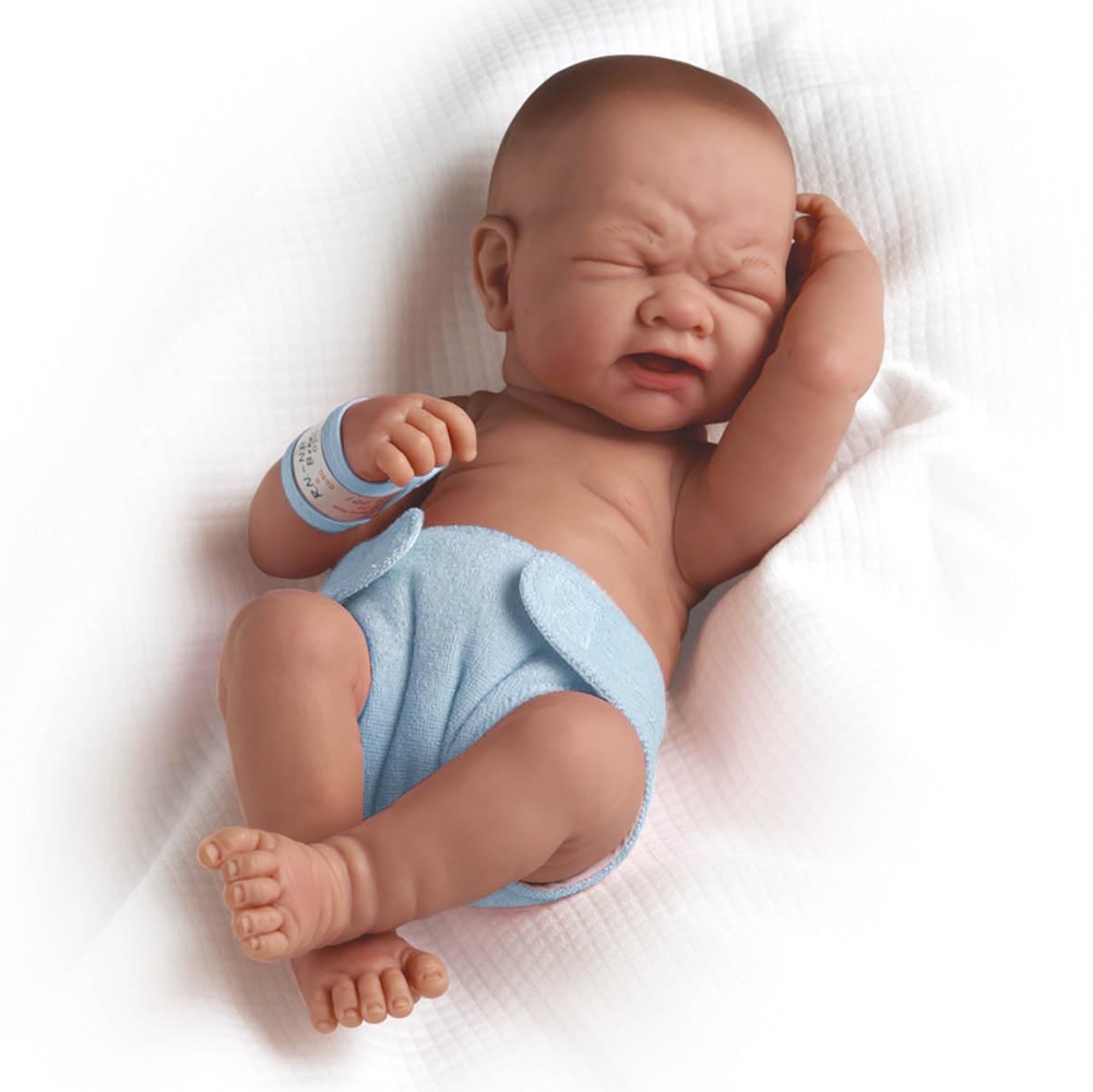 "La Newborn ""First Tear"" by JC Toys"