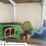 SO Sweet! Thank you for sharing waldorftoys woodentoys grimmswoodentoys ostheimer