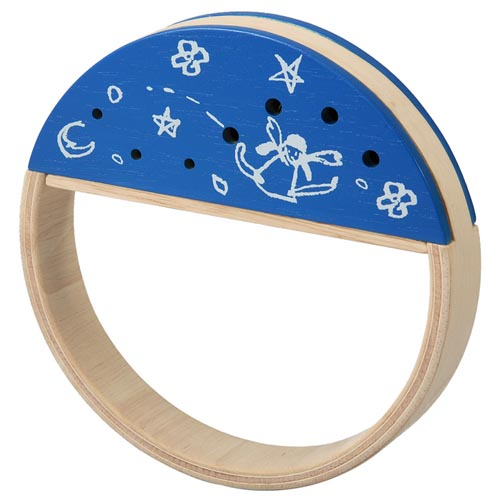 Plan Toys Tambourine, Kids Musical Instruments