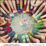 by waldorfeducation Fifth grade knitted socks! Thank you wendyzcrafts emersonwaldorfhellip