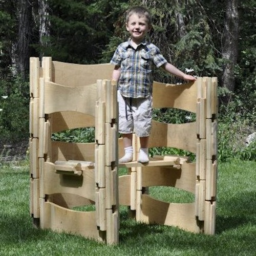 ImagiPlanks - Natural Waldorf Outdoor Toys
