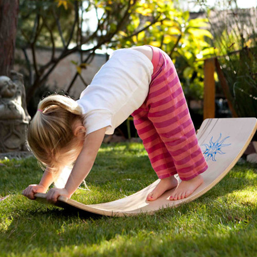 Waldorf Rocker Board -