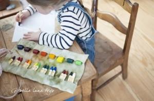 Stockmar Beeswax Crayons