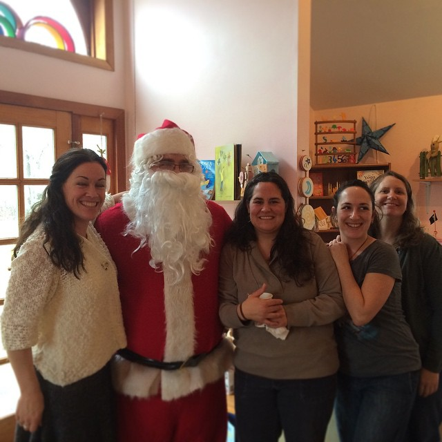 Look who stopped by today to thank our shipping staff…