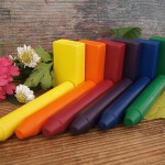 Filana Organic Beeswax Crayons