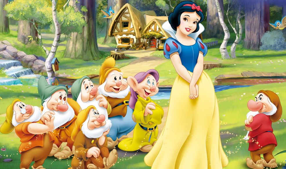 Disney's Interpretation of Snow White