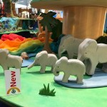 I love the new Elephant Family from ostheimerwoodentoys ! Wehellip