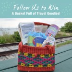 Win This Basket of Travel Games, Arts & Crafts for Kids