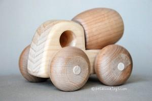 wooddumptruck