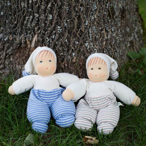 Waldorf Organic Cuddle Dolls