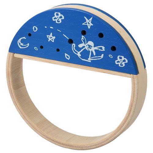Plan Toys Tambourine, Kids Musical Instruments