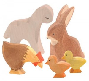 Ostheimer Wooden Toys - Animals