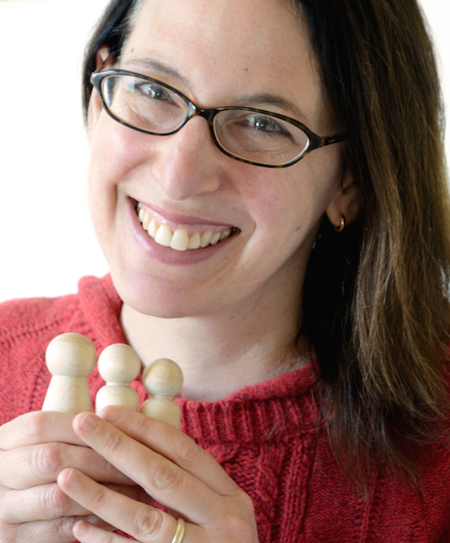 Margaret Bloom, Making Peg Dolls & More