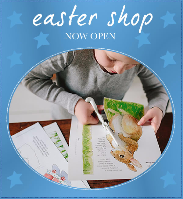 Easter moon child blog bella luna toys sarah baldwin for Is there any shops open on easter sunday
