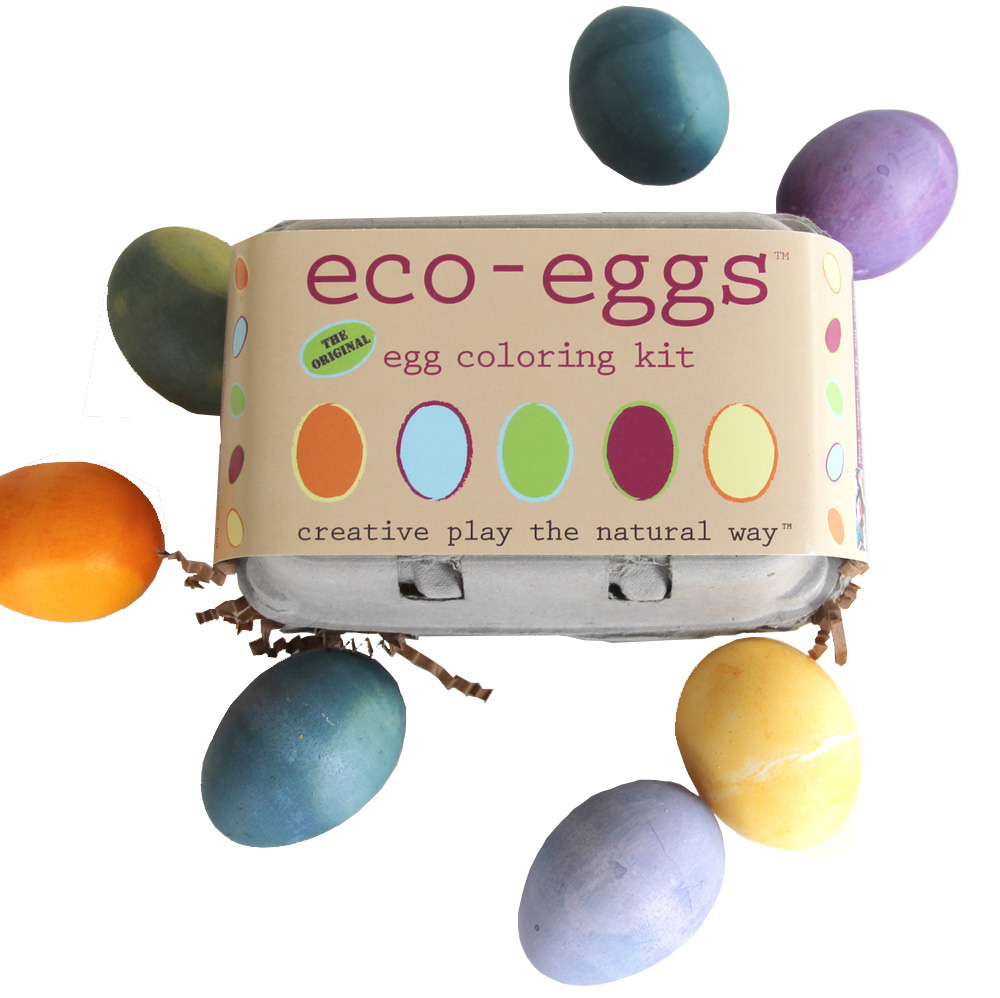 Natural, Organic Egg Dyes