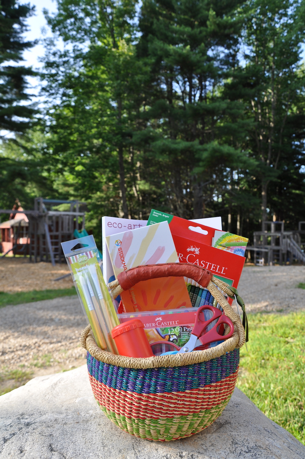 Win a Back-to-School Gift Basket from Bella Luna Toys