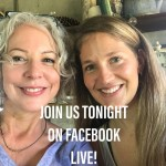FACEBOOK LIVE EVENT TODAY AT 730 PM EDT  Sarahhellip