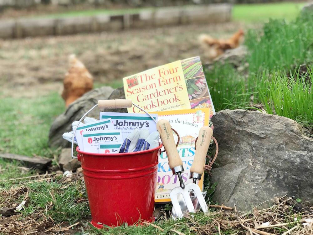 Kids Gardening Giveaway!