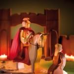 Ostheimer St. Martin, Horse and Beggar